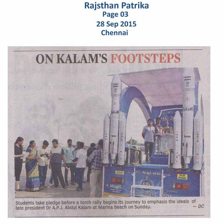 APJ Kalam Sathya Jothi 2020 - Deccan Chronicle