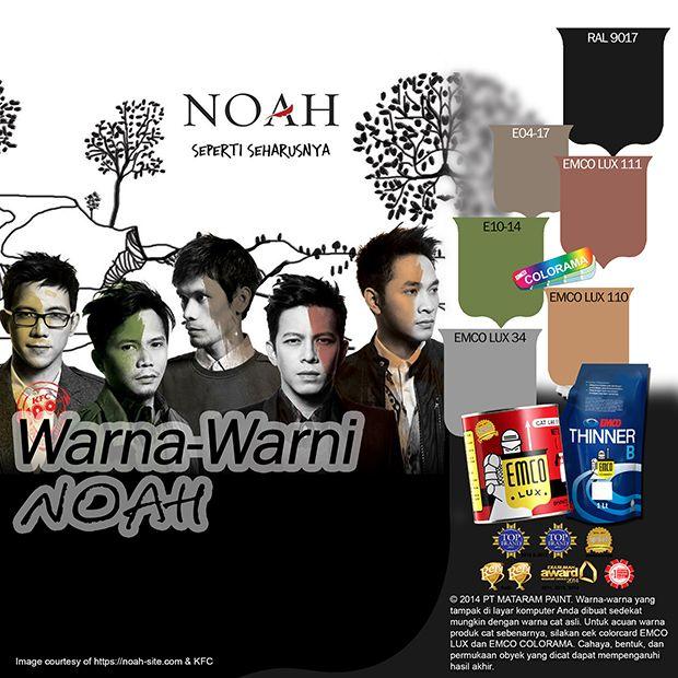 NOAH #noah #album #color #likeforlike http://matarampaint.com/detailNews.php?n=419
