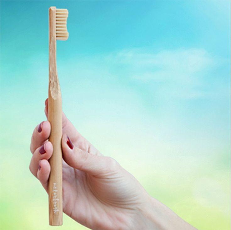 Cepillo De Dientes De Bambú ꕥ Beneficios Cepillos De Dientes Cepillado Dental Salud Dental