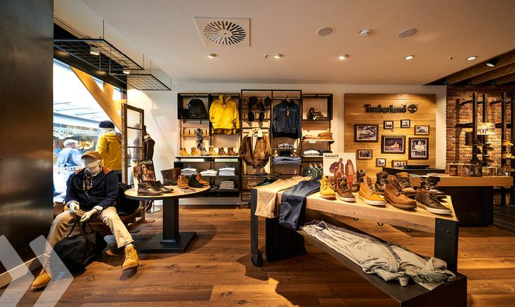 timberland store | Timberland Store 2014 gesamtansicht