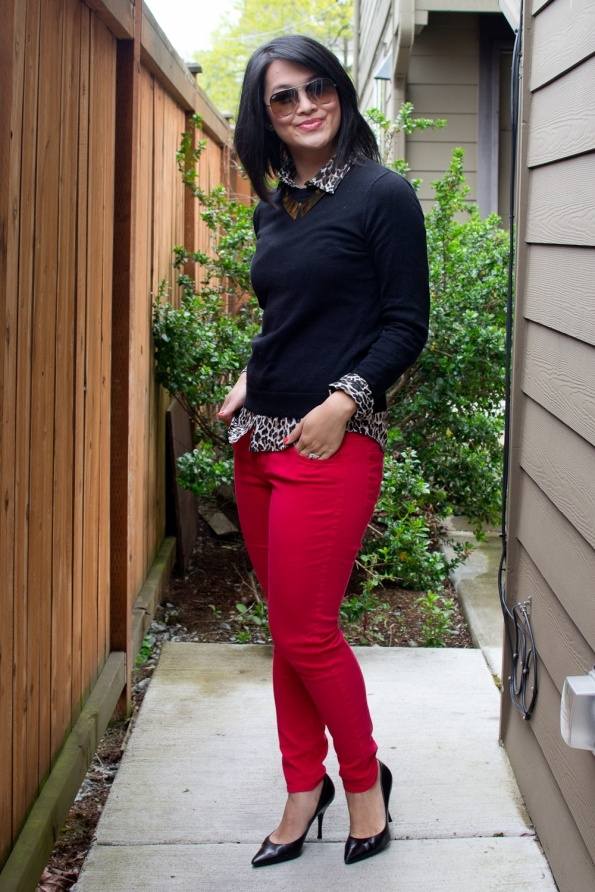 Best 25 Red Pants Outfit Ideas On Pinterest Cute Blazer