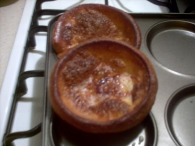 ... about Popovers on Pinterest | Popover recipe, Popover pan and Parmesan