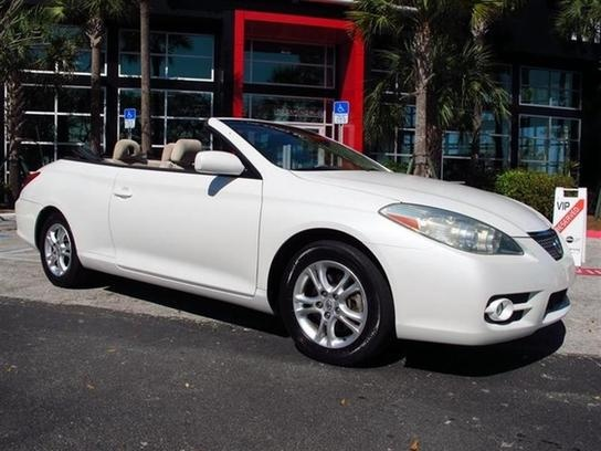 2007 Toyota Solara Convertible   This is the year!!!!!
