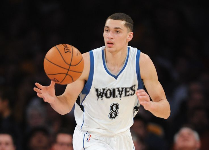 Zach LaVine, Shabazz Muhammad out against Lakers