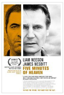 Five Minutes of Heaven (2009) Five Minutes of Heaven (2009) The story of former UVF member Alistair Little. Twenty-five years after Little killed Joe Griffen's brother, the media arrange an auspicious meeting between the two.