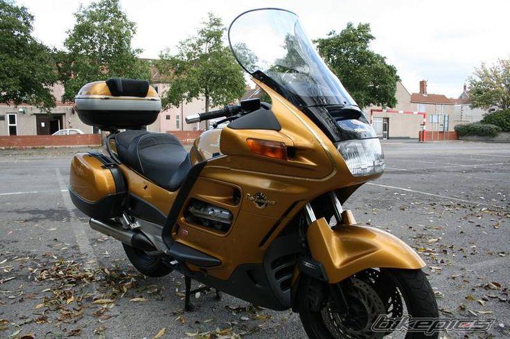 BikePics - 1999 Honda ST 1100 / Pan European