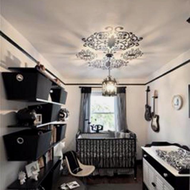 60 best Nursery Design BLACK WHITE images on Pinterest Nursery