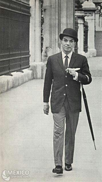 Cantinflas, Mario Moreno