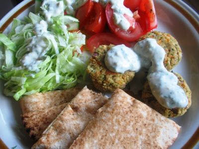 I made falafels for dinner this week so I will take the opportunity to sing their praises. Falafels are often a welcome sight among meat and...