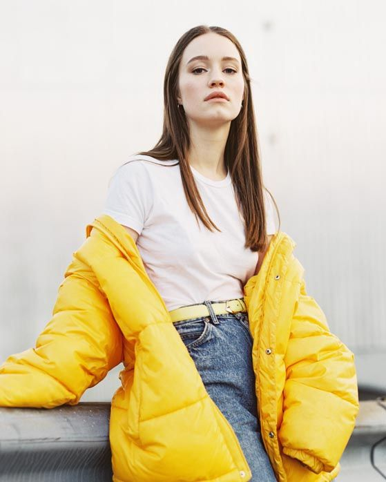 Sigrid Raabe pop star from Norway