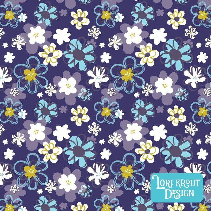 36 best Floral prints images on Pinterest | Backgrounds, Floral and ...
