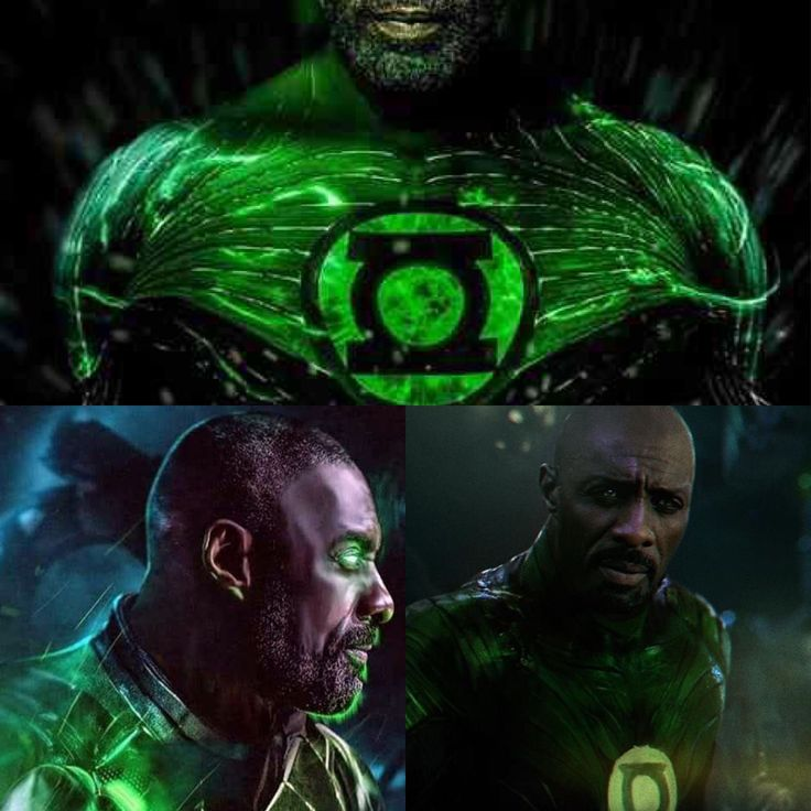 [FANCAST] Idris Elba as John Stewart is a dream cast. He has everything! The looks and the acting talent. Green Lantern already has a bad stigma around it because of the failed 2011 movie. The Green Lantern Corps (2020) needs to cast a well known actor with an already established fan base to give it some credibility. Elba was born for John Stewart