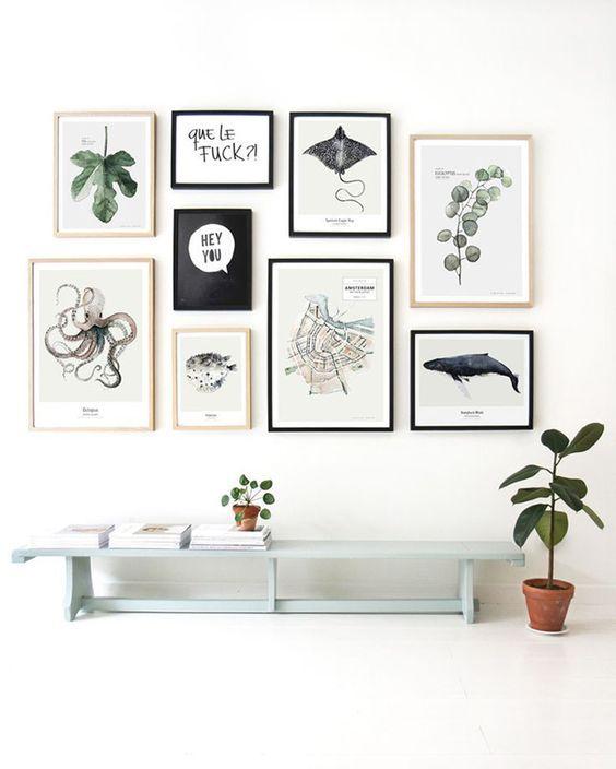 Best 20 cuadros tumblr ideas on pinterest collage en - Cuadro mapamundi ikea ...