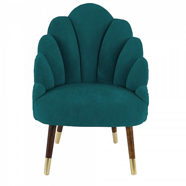 Unique Furniture Quirky Furniture Audenza Teal Chair Teal