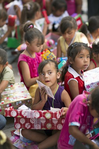 Operation Christmas Child Mexico