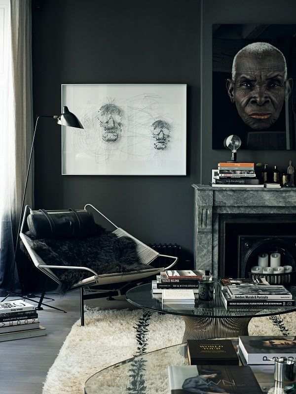 Monochrome Home by Hilary Robertson, photography by Pia Ulin, published by Ryland Peters & Small (1)