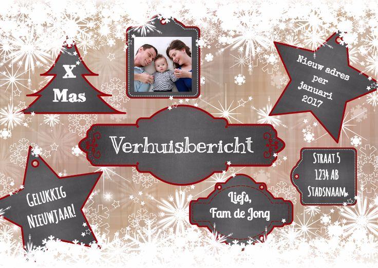 Kerst papier krijt labels L, verkrijgbaar bij #kaartje2go voor €0,99