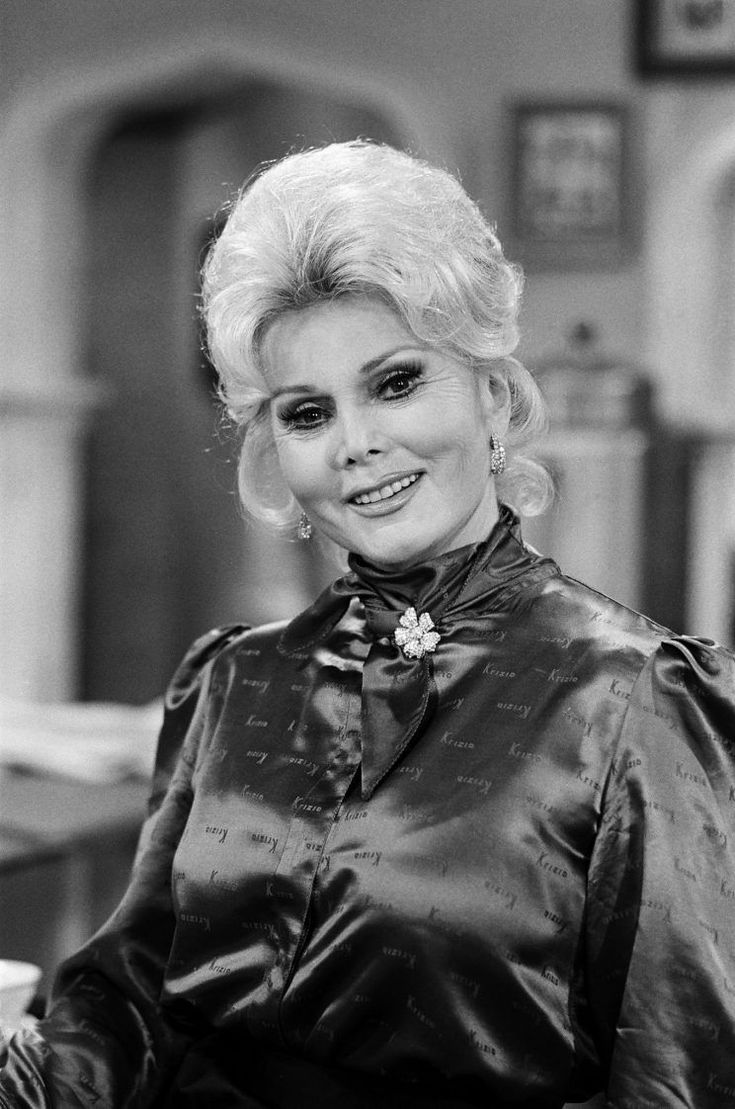 She must have honored her parents. Zsa Gabor, an icon of glamour and glitz, and a trailblazer of sorts for the famous-for-being-famous set, died Sunday. She was 99, and had persevered despite years of health setbacks.