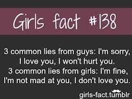 girls facts about guys:)