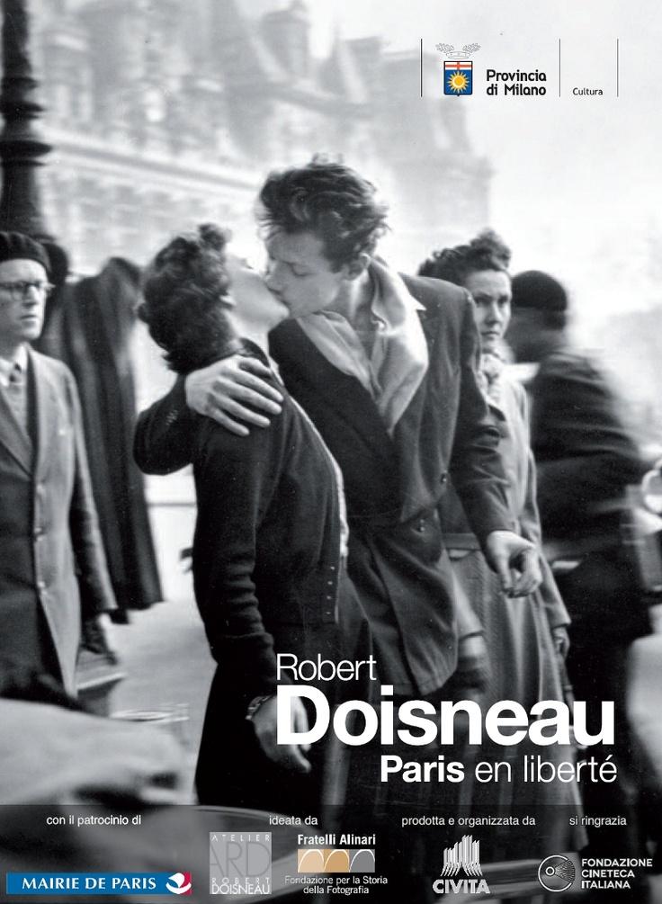 """Robert Doisneau. Paris en libertè"", 20 febbraio-5 maggio, Spazio Oberdan, V.le Vittorio Veneto 2, Milano.  http://www.provincia.milano.it/cultura/manifestazioni/oberdan/robert_doisneau/index.html"