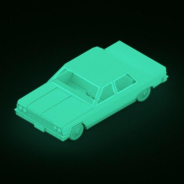 30 isometric renders in 30 days-17