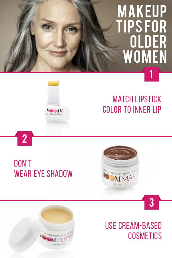Beauty tips for 50 year old woman