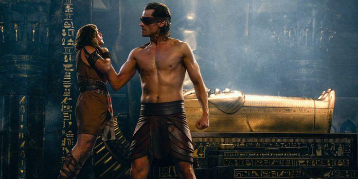 Gods of Egypt Movie Image