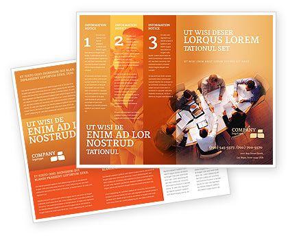 http://www.poweredtemplate.com/brochure-templates/business/01624/0/index.html Team Work Brochure Template