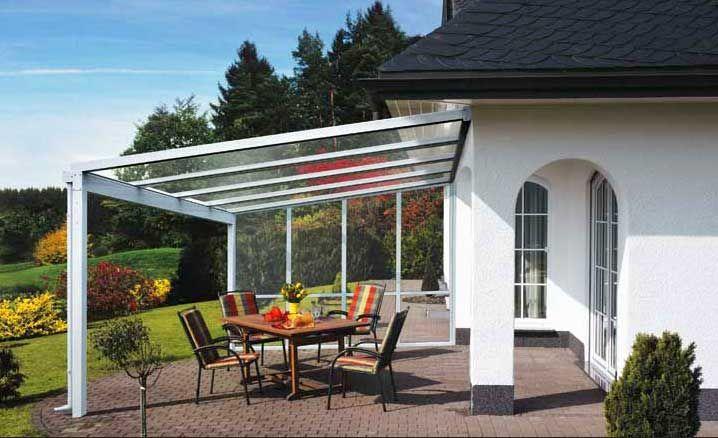 Terrassenuberdachung Alu Glas Gunstig Decks Pinterest Decking