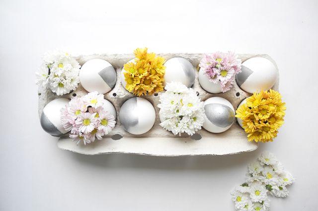 DIY Flores pra Páscoa - http://www.farmrio.com.br/adorofarm/faca-voce-mesma-flores-pra-pascoa/