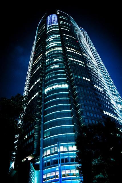 Roppongi Hills Mori Tower, Tokyo, Japan