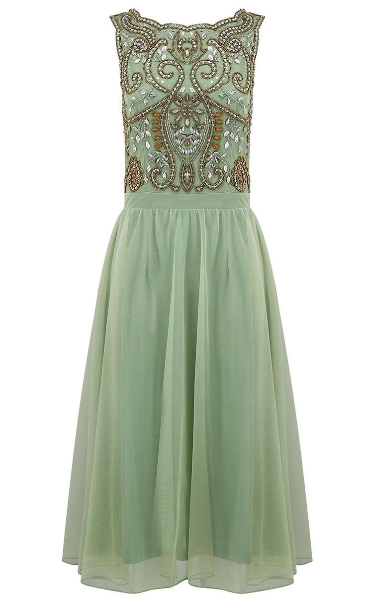 Best 25 Green Wedding Guest Dresses Ideas On Pinterest