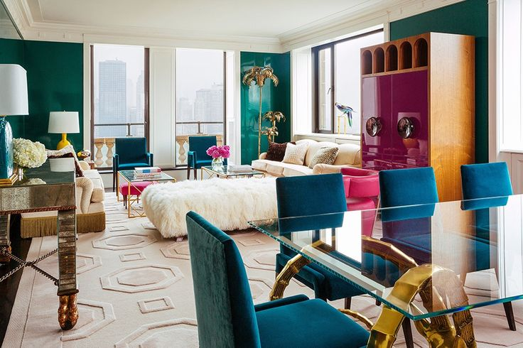 Philip Gorrivan Lets Locale Dictate the Colors in His Rooms — 1stdibs Introspective