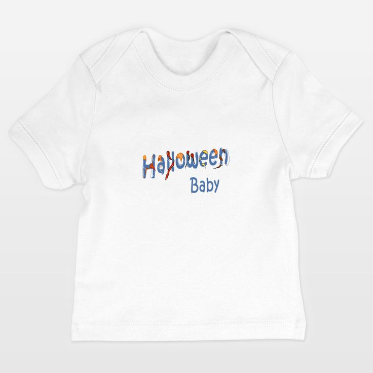 This bright and colorful illustration of Halloween Baby is very eye catching and very sweet by Tate Devros