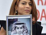 Wife of jailed Saudi blogger speaks of fear of punishment