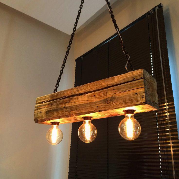 Mozilya avize 218 lamp pinterest lamper for Chandelier bois flotte