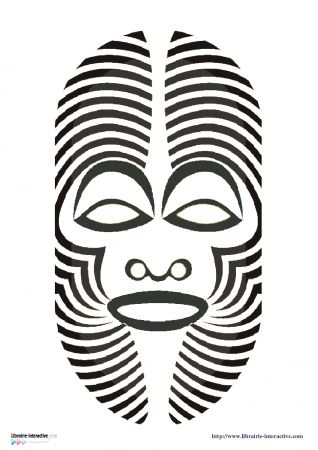 Librairie-Interactive - Masques africains