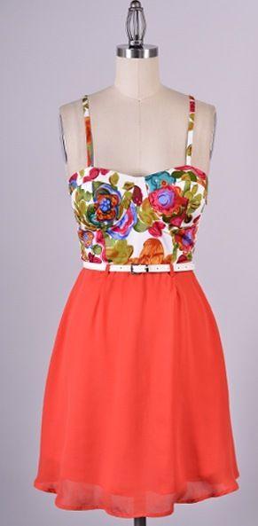Adabelle's  - The Flower Shop Dress, $42.00 (http://www.adabelles.com/the-flower-shop-dress/)