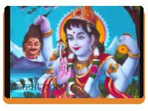 Shri Bhairav Aarti by Acharya Rahul Kaushal -------------------------------------------------------- !! जय भैरव देवा, प्रभु जय भैरव देवा,  जय काली और गौरा देवी कृत सेवा,  जय भैरव देवा, प्रभु जय भैरव देवा !! http://www.pandit.com/shri-bhairav-aarti/