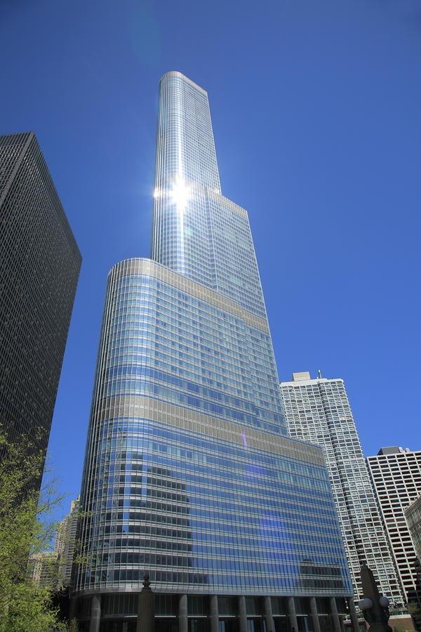 Chicago Skyscraper Fine Art Print - Frank Romeo