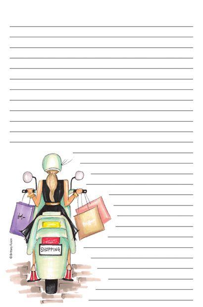 Brittany Fuson Paper | Mo