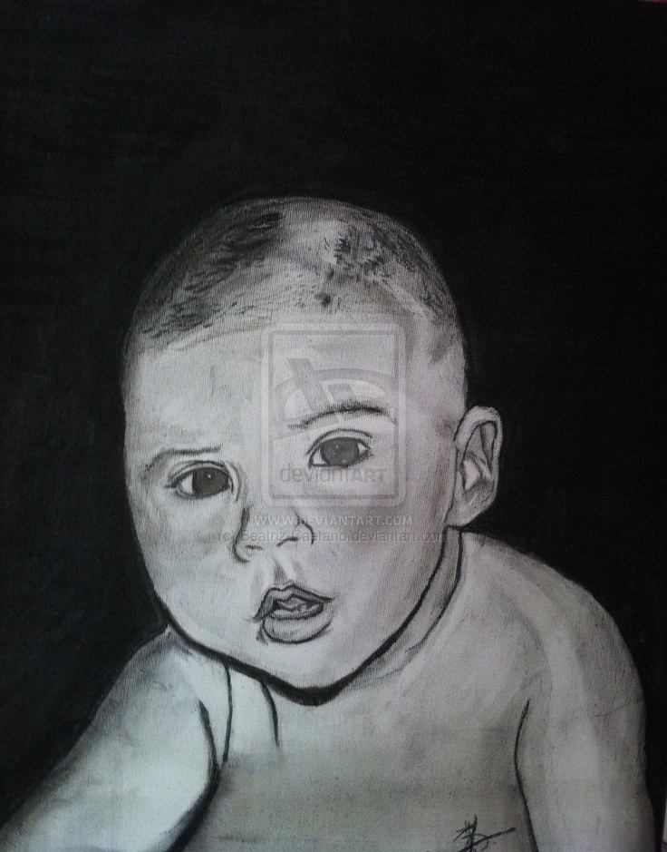 Work in charcoal by Beatriz-Caetano.deviantart.com