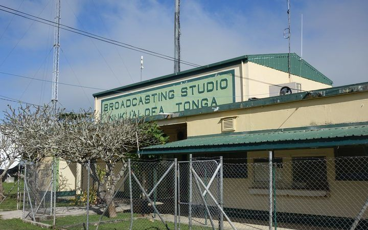 A new AM transmitter has been commissioned for Tonga's state
