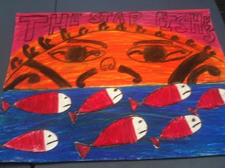 Room11 HES: MATARIKI - THE STAR FISHES