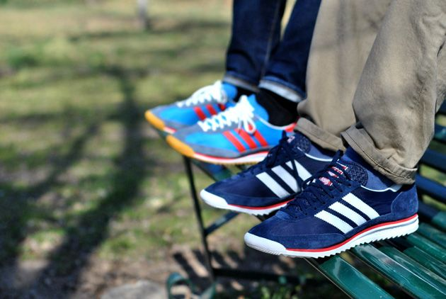 ADIDAS SL 72#Repin By:Pinterest++ for iPad#