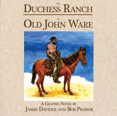 A graphic novel about the life of John Ware, a former slave who became a prominent frontier rancher in Canada's Nothwest Territories.