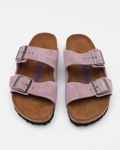 birkenstock arizona slim rosa