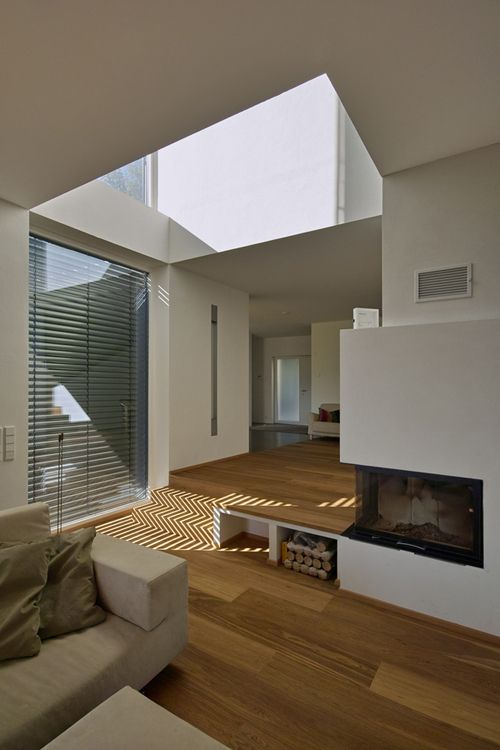MR + MRS DR. 2U by LOEBELL Architects , via Behance