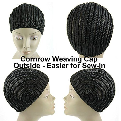 11 best wig weaving caps for making wigs images on pinterest cap amazon msfenda 1piecelot cornrows cap for easier sew inbraided pmusecretfo Images