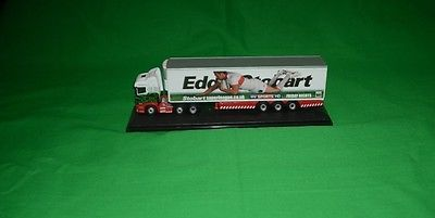 1:76 Scale Oxford Diecast - Eddie Stobart - Hull Kingston - Rugby Superleague